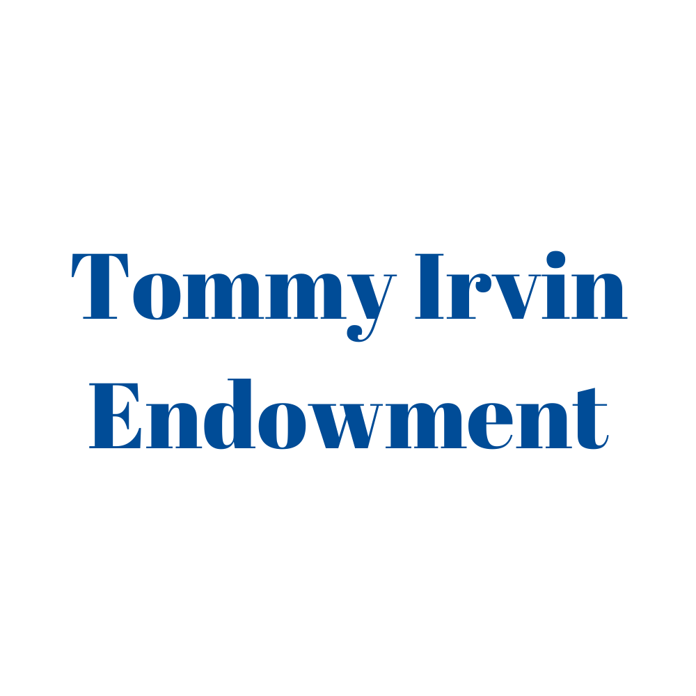 Tommy Irvin Endowment